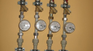How to read the water meter