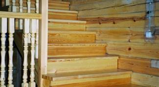 Как сделать лестницу для дачи