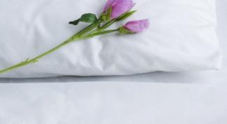 Как сделать подушку дома