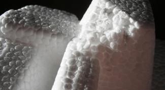 Как штукатурить пенопласт