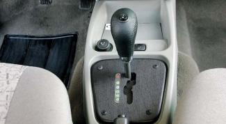 Как водить машину с автоматической коробкой передач
