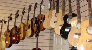 Как продать гитару