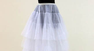 How to sew a petticoat Quinceanera