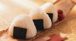 Как сделать рис липким