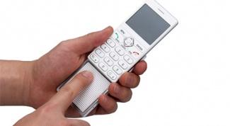 Как настроить мобильный телефон