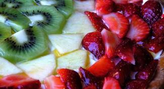 Как сделать фруктовую пальму из подручных средств