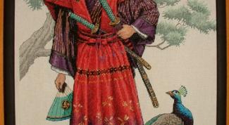 Как сделать самурайский меч
