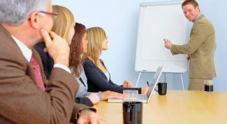 Как провести презентацию товара
