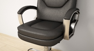 How to disassemble office chair