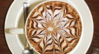 Как украсить кофе