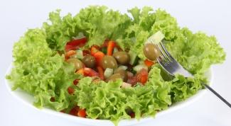 How to keep salad