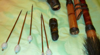 How to make a blowgun