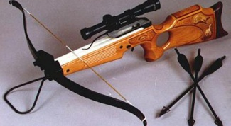 How to make the trigger mechanism of the crossbow