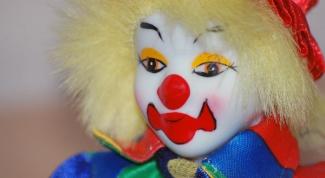 Как сделать куклу-петрушку