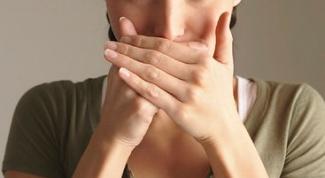 Как избавиться от белого налета на языке