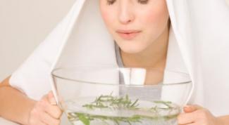 Как лечить отек носа