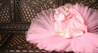 Как сшить фатиновую юбку