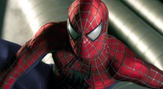 Как сделать маску Человека-паука