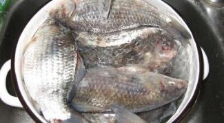 Как вымачивать соленую рыбу