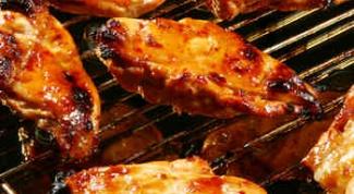 Как делать курицу-гриль: рецепт
