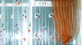 Как сшить шторы для детской