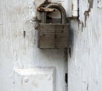 Как снять дверной замок в 2017 году
