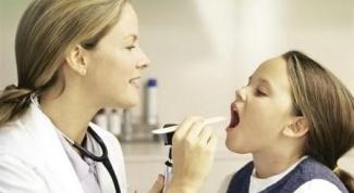 Как лечить миндалины у детей