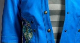 Как установить кнопку на одежду