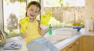 Как удалить ржавое пятно
