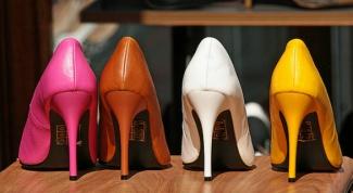 Как зашить обувь