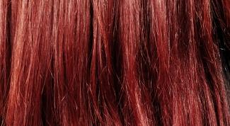 Как красить волосы тоником