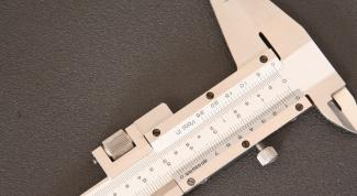 How to measure caliper