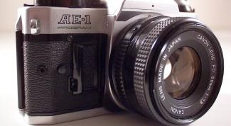 Как фотографировать зеркальной камерой