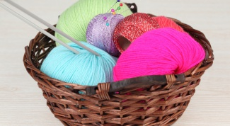How to knit a circle with spokes