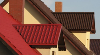 Как крыть крышу металлочерепицей
