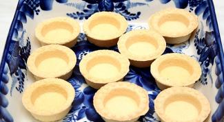 Как готовить тарталетки