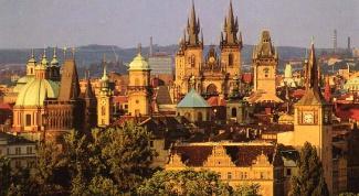 Как уехать жить в Чехию
