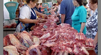 Как торговать мясом