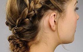 Как заплести модные косы