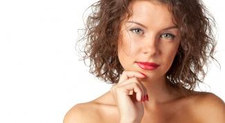 Как сделать на средние волосы кудри