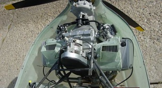 How to make a motor for airplane