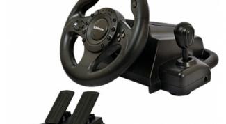 Как выбрать руль для компьютера