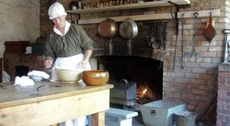 Как устроить кухню