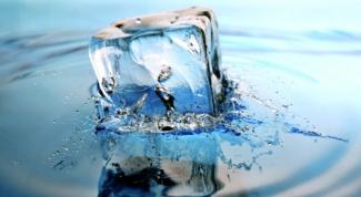 Как сделать лёд прозрачным