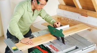 How to sharpen circular saw