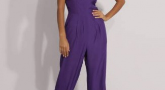 How to sew women's jumpsuit