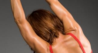 Как тянуть спину