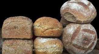 Как испечь хлеб из ржаной муки