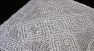 How to knit Orenburg shawl