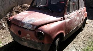 Как сдать старый автомобиль